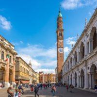 Piazza dei Signori e Basilica Palladiana